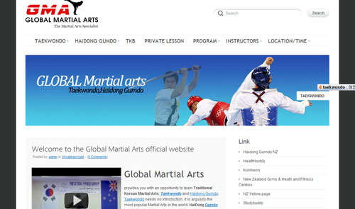 Global Martialarts